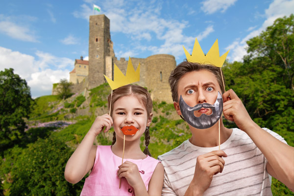 Ferienspass auf Burg Stolpen