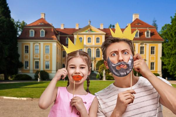 Ferienspass im Schloss Rammenau