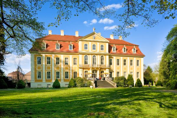 Schloss Rammenau in Sachsen