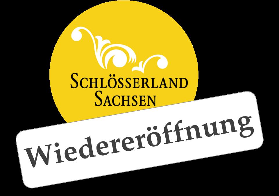 Wiedereröffnung des Schlösserland Sachsen